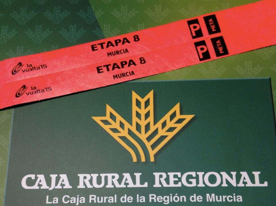 la vuelta caja rural