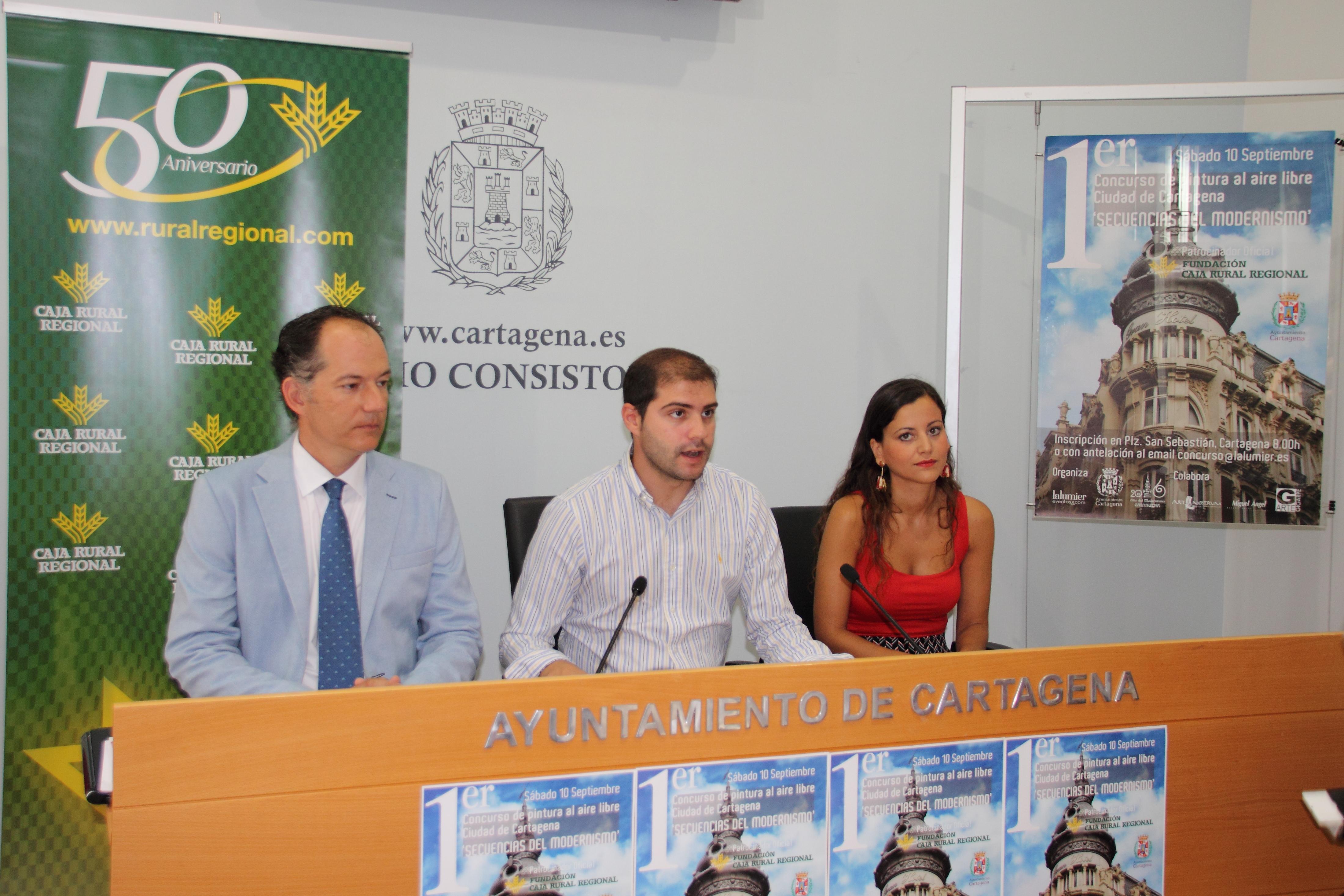 Concurso Pintura Cartagena Caja Rural Regional