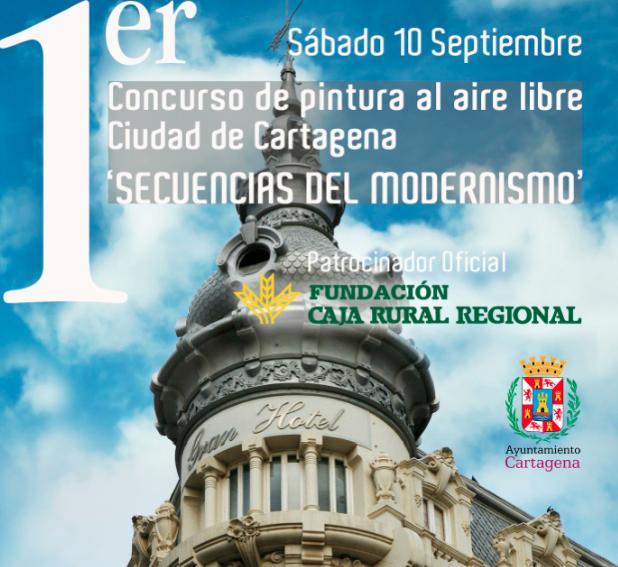 modernismo cartagena concurso