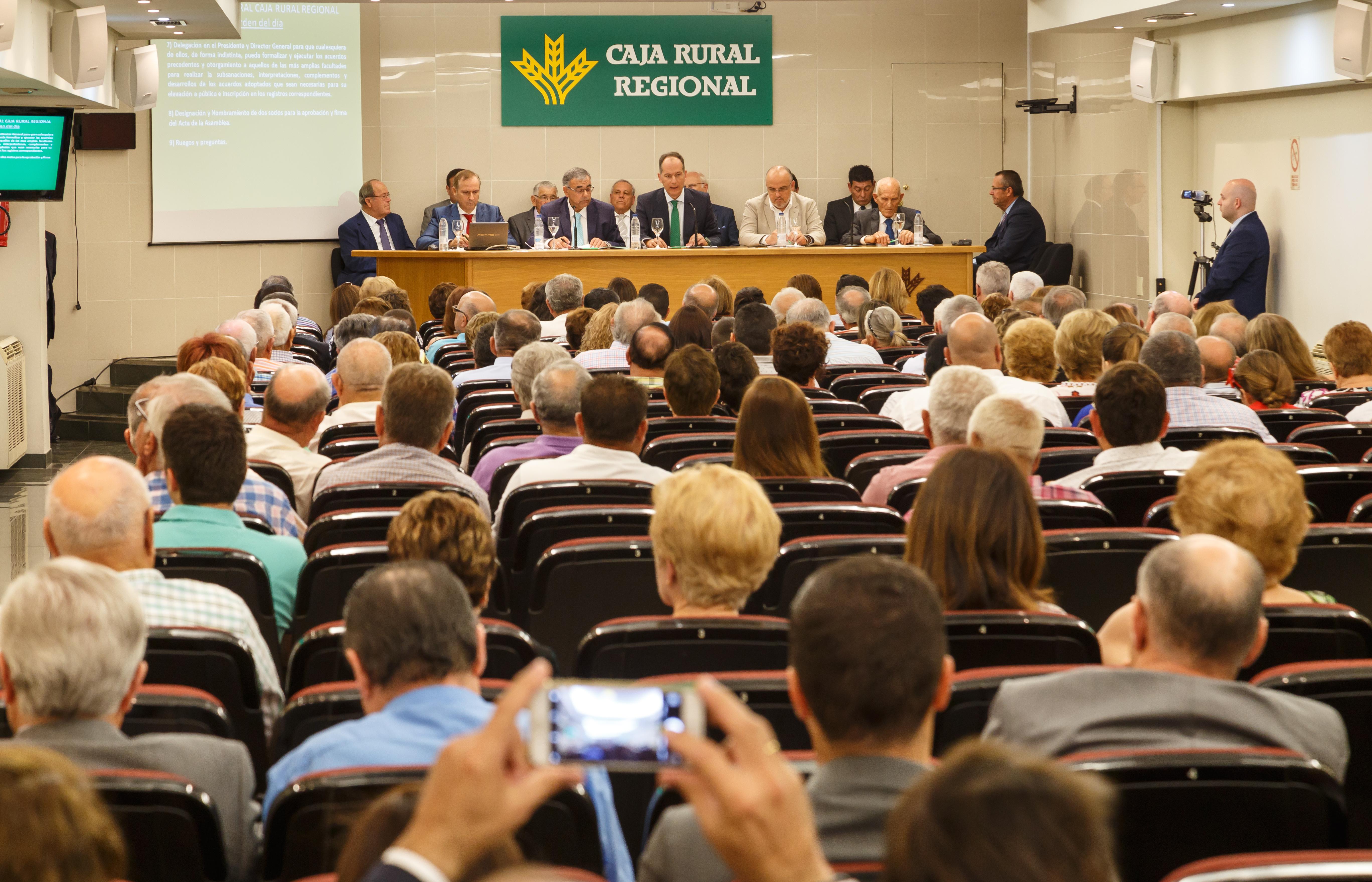 Asamblea General Caja Rural Regional