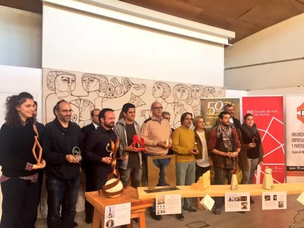Premios Escuela de Arte OMEP