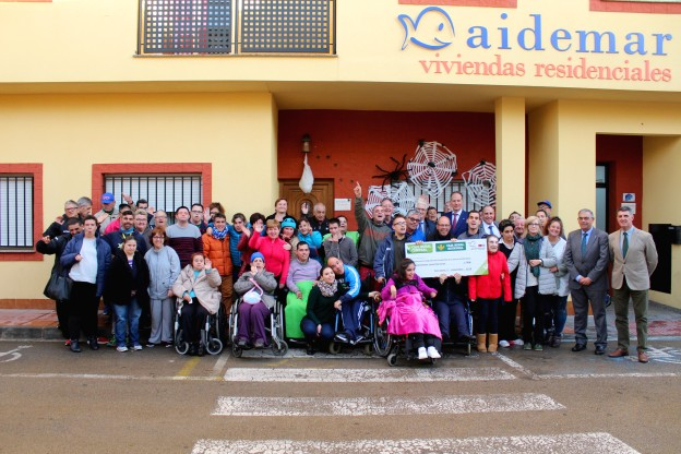 Aidemar bicicleta solidaria