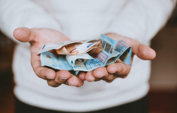 dinero efectivo