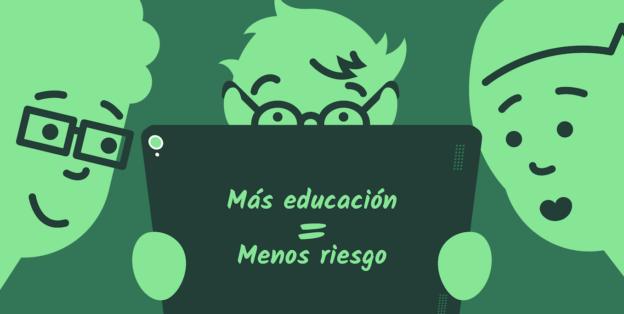 educación internet