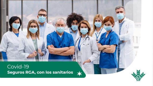 seguros rga sanidad coronavirus