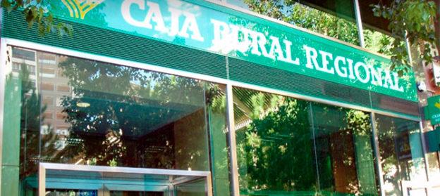 caja rural regional Murcia